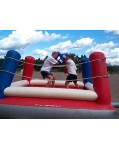 VUOKRAUS Vuokraa Bouncy Boxing, pomppulinna