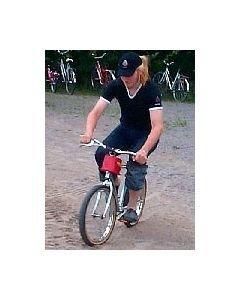 VUOKRAUS Vuokraa Unridable Bike Polkupyörä joka