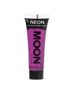 MOONGLOW VIOLETTI UV Neon kasvo sekä vartalomaali
