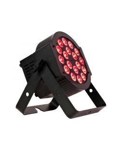ADJ 18P HEX 18x12W LED spot täysmetallinen Led par