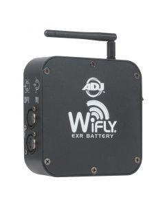 adj-wifly-exr-battery-langaton-dmx-lahetin vastaanotin