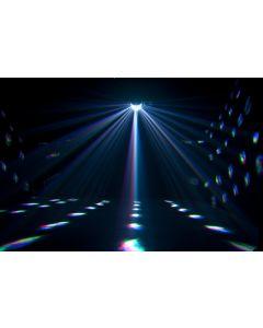 ADJ Boom Box FX3 - Valoshow multi efekti - Led värivalot, värisäteet ja led visual ring efektit