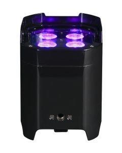 ADJ Element HEX AKKUvalaisin 4x 10W RGBAW+UV (6in1) LEDiä 20°