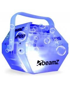 beamz-b500 kuplakone led valoefektilla bileisiin