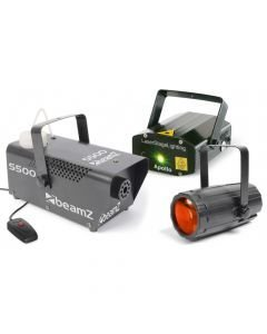 beamz-disco-valopaketti-3-savukone-laser-led-efekti-ja-savukone