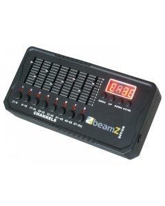 BEAMZ DMX512 Mini Valo Ohjain 9V akku mukana Mini