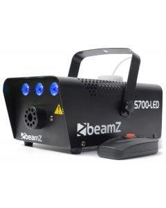 BEAMZ S700 LED-Jääsavukone 3x 1W siniset LEDit