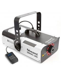 BEAMZ S1500LED DMX voimakas savukone 9x 3W RGB