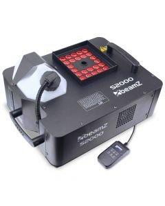 BEAMZ S2000 LED-hybridi suihkulähde savukone