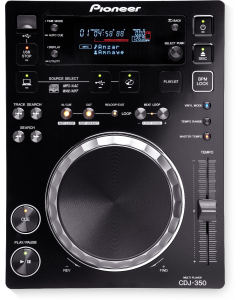 Vuokraa PIONEER CDJ-350 DJ CD-soitin