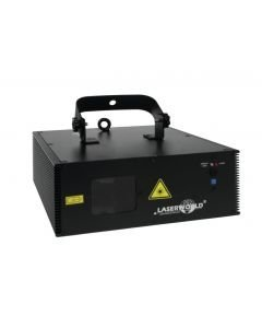 LASERWORLD ES-400RGB Total Power typical400