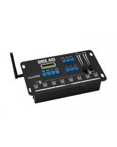 EUROLITE DMX AIO Recorder - Merger / Splitter - Artnet Node - Signal Converter - WIFI - 1024ch