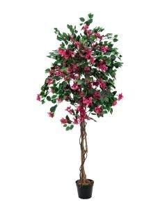 EUROPALMS 180cm Ihmeköynnös aniliininpunainen