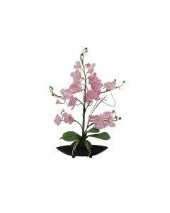 EUROPALMS 40cm Orkidea-asetelma purppura