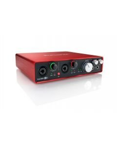 focusrite-scarlett-6i6-on-6in6out audio interface