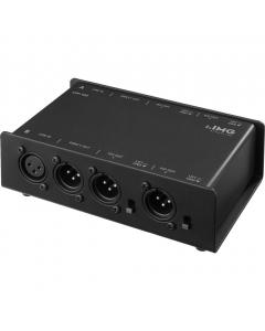 IMG STAGE LINE LSP-102 audiojakaja-splitter 6x XLR