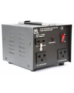 SKYTRONIC 110V konvertteri, muunnin 230Vac 200W-1000W