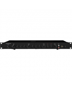 MONACOR SA-440/SW 200W mikserivahvistin karaokeen