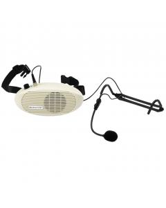 MONACOR WAP-3 Vyötärökaiutin pääpantamikrofonilla