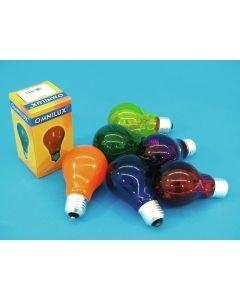 OMNILUX A19 Lamppu 40W E27 230V oranssi