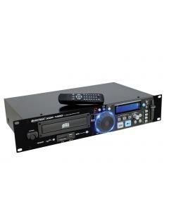 omnitronic-xdp-1400-single-cd mp sd usb-soitin