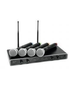 OMNITRONIC UHF-104