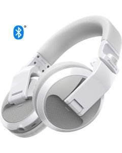 pioneer-hdj-x5bt-k-pro-dj-kuuloke-musta bluetooth ja kaapeli