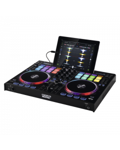 reloop-beatpad-2-ipad-android-pc-mac-pad tai puhelin kontrolleri