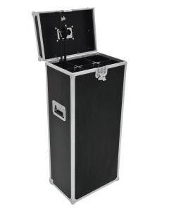 ROADINGER Kuljetuslaatikko kuudelle mikrofonitelineelle