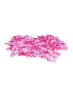 EUROPALMS Ruusun terälehtiä noin 500kpl pinkki