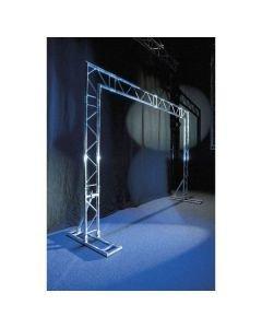 showtec-mobile-dj-truss-stand-on-kevyt-tukeva kasattava valoteline