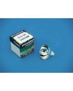 SYLVANIA ELC 250W Halogeenilamppu GX5.3 24V 3400K 500h 50mm heijastin himmennettävä
