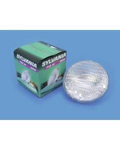 SYLVANIA PAR-56  300W 12V Uima-allaslamppu G53STC 2850K WFL 1000h, himmennettävä halogeenilamppu