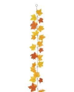 EUROPALMS 180cm Syksyn köynnös väri keltainen