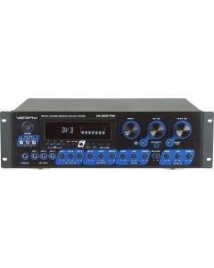 vocopro-kr-3808-pro-300w-viritinvahvistin karaokeen transponoinnilla