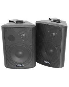 """VONYX 6,5"""" Monitori 2-Tie kaiutin 120W pari"""