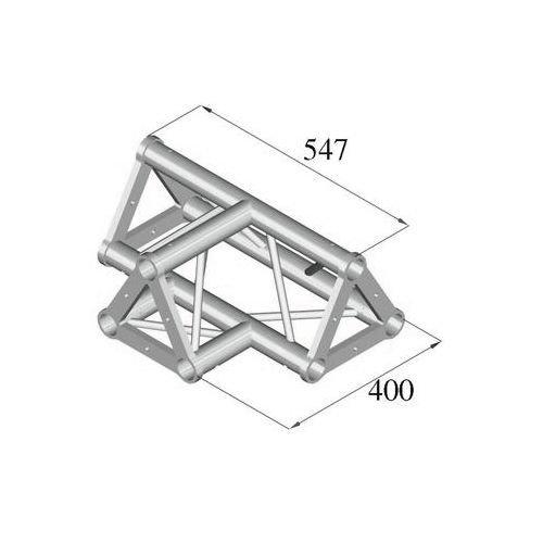 ALUTRUSS TRISYSTEM 3-tie T-pala PAT-36 horizontal