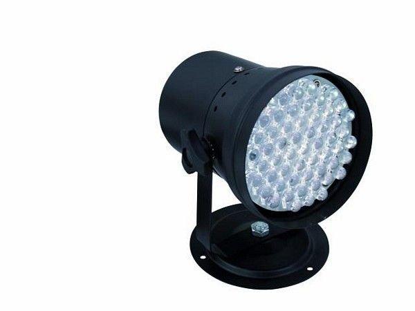 EUROLITE LED T-36 LED PAR RGB valaisin 25-30, 55 x