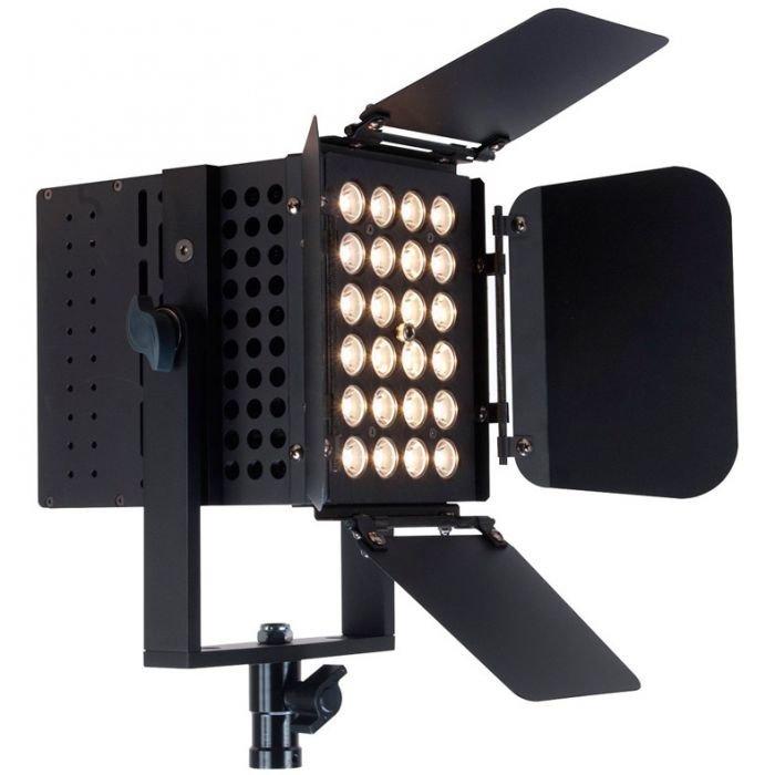 ELATION TVL3000-II WW Kuvausvalo 24x 3W LEDiä