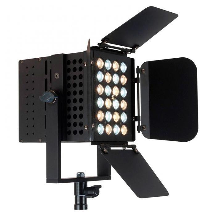 ELATION TVL3000-II DW Kuvausvalo 24x 3W LEDiä