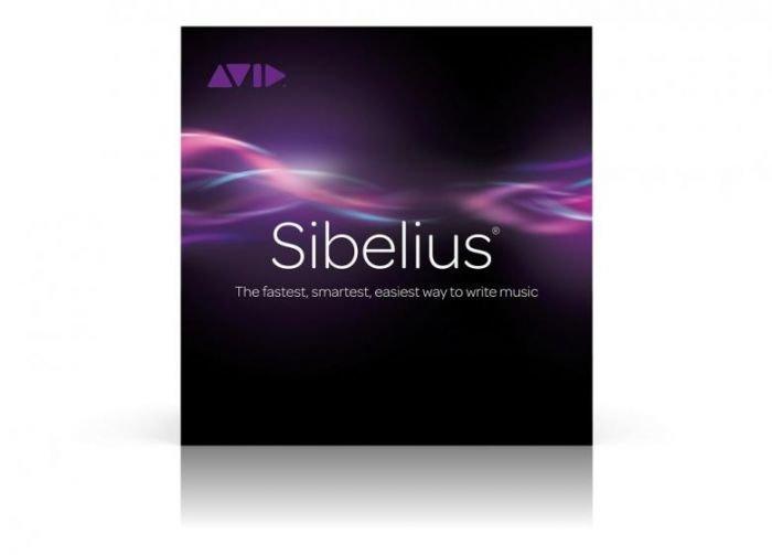 AVID Sibelius on ensiluokkainen nuotinnosohjelma