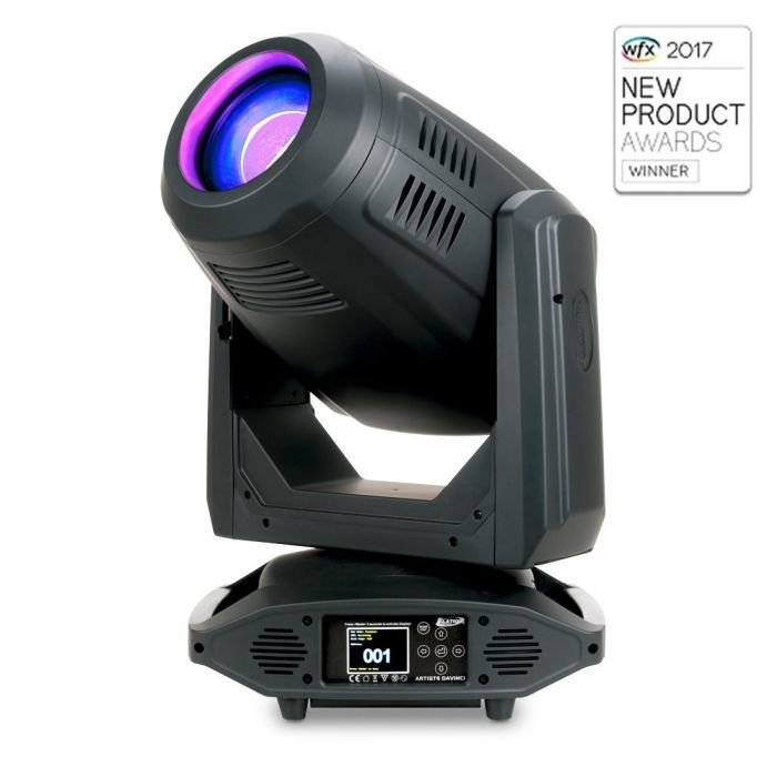 ELATION Artiste DaVinci LED moving head 270W