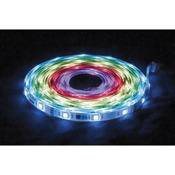 Showtec Digital Flex Strip RGB  - Pixel LED 5m - Pikseli Led nauha kaukosäätimellä