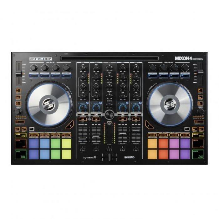 RELOOP MIXON 4 DJ Kontrolleri Serato & Algoriddim
