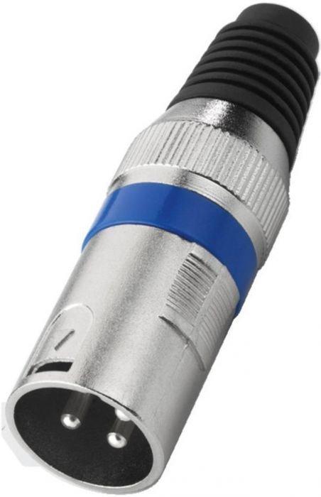 MONACOR XLR-207P/BL