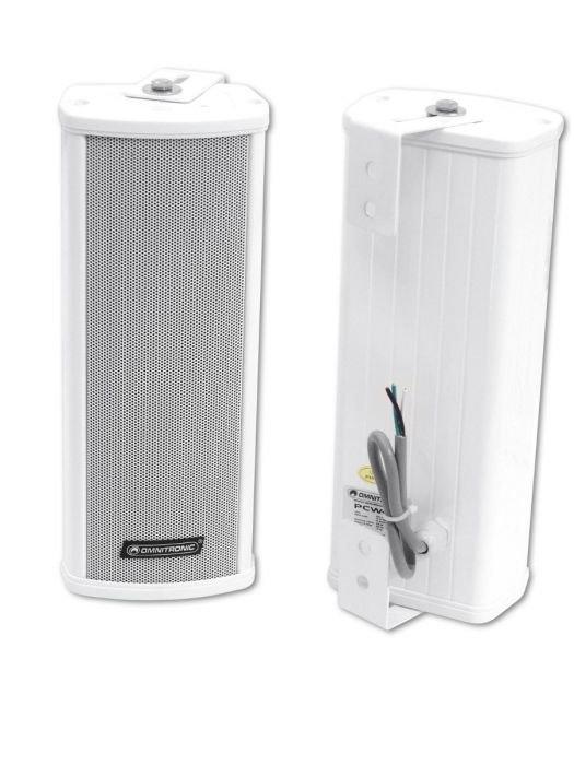 OMNITRONIC PCW-10 IP44 Kaiutin 100V järjestelmään 10/15W