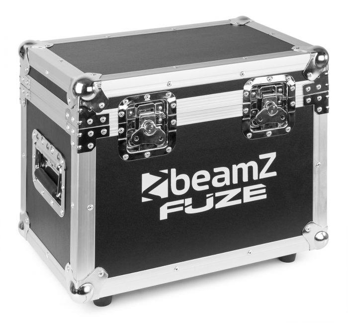 BEAMZ FCFZ2 Flightcase for 2 pieces Fuze Series Moving Heads