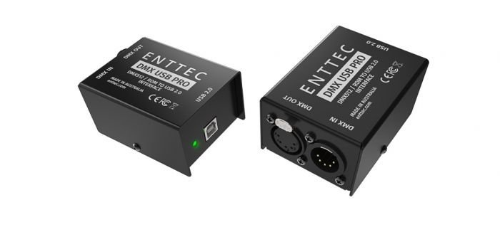 Fonkelnieuw ENTTEC DMX USB PRO Interface- PC Mac Valo-ohjain, USB-DMX, USB DMX NZ-84