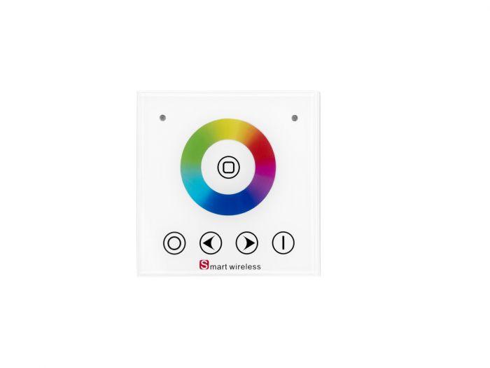 EUROLITE LED LED nauha RGB RF ohjaimen seinäpaneeli