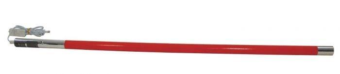 EUROLITE Neon Stick T5 20W neonputki 105cm punainen 360° IP20, mitat 1075 x 30 x 30mm, näkyvä valo 850mm, paino 0,4kg